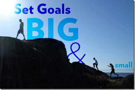 ضع أهدافك