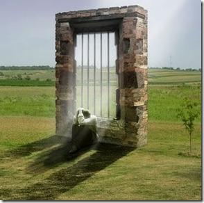 نافذة السجن
